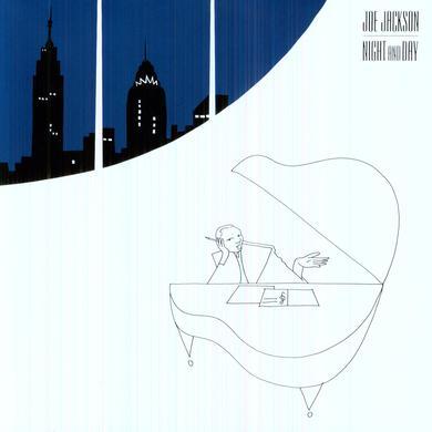 Joe Jackson NIGHT & DAY Vinyl Record - 180 Gram Pressing