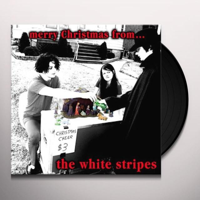 The White Stripes MERRY CHRISTMAS FROM Vinyl Record