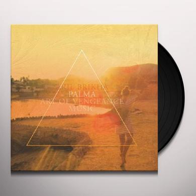Aril Brikha PALMA Vinyl Record