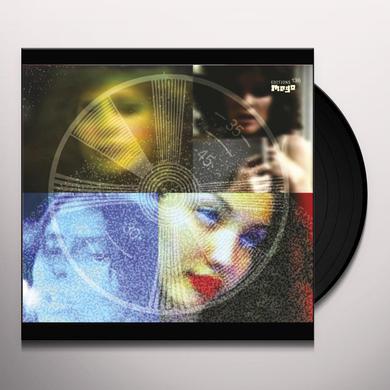 Mark Van Hoen REVENANT DIARY Vinyl Record
