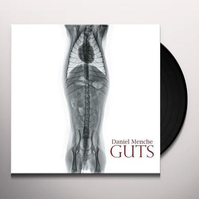 Daniel Menche GUTS Vinyl Record