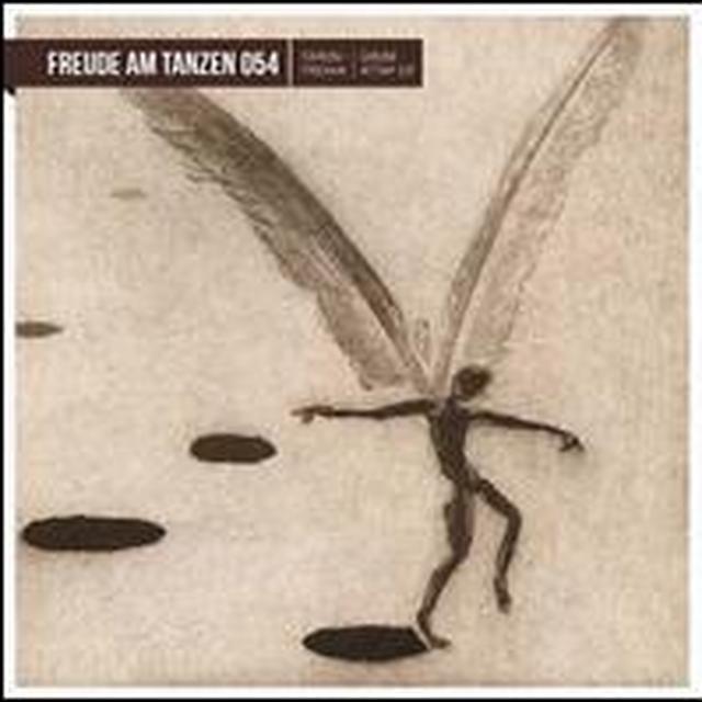 Taron-Trekka GROM ATTAF (EP) Vinyl Record