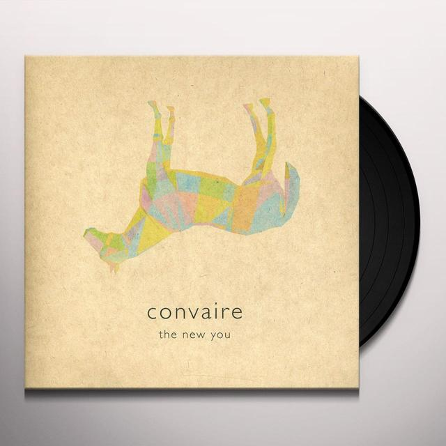 Convaire NEW YOU (EP) Vinyl Record