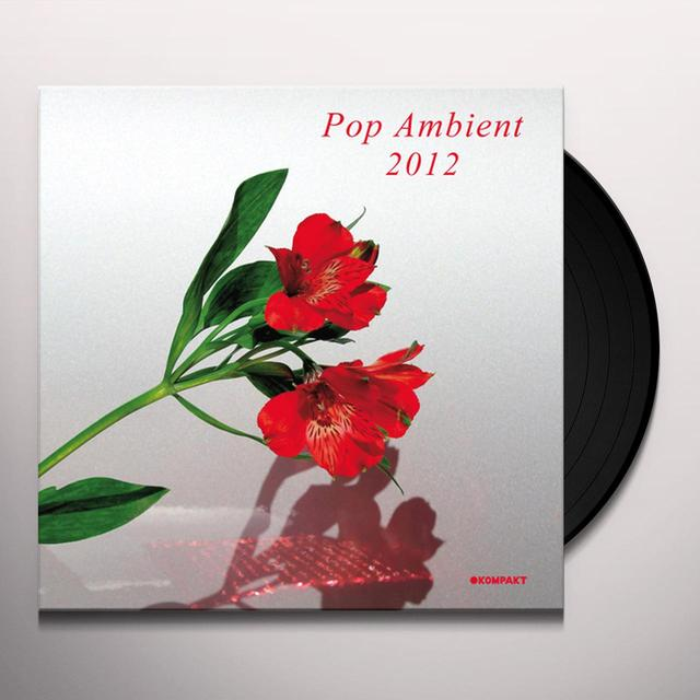 Pop Ambient 2012 / Various (W/Cd) POP AMBIENT 2012 / VARIOUS Vinyl Record