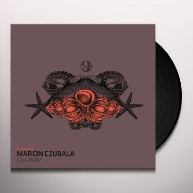 Marcin Czubala JUST AWAY (EP) Vinyl Record