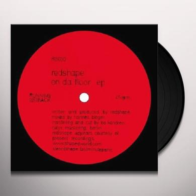 Redshape ON DA FLOOR (EP) Vinyl Record