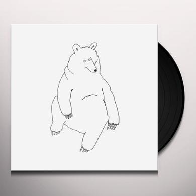 Smallpeople BLACK ICE (EP) Vinyl Record