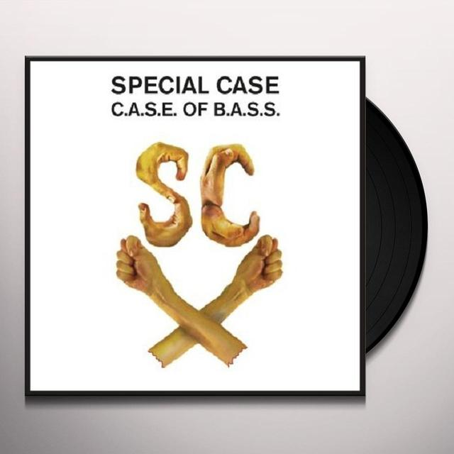 Special Case CASE OF BASS Vinyl Record