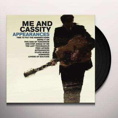 Me & Cassity APPEARANCES Vinyl Record