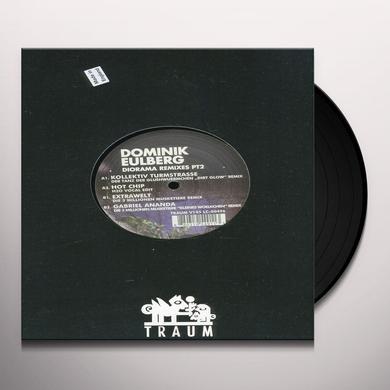 Dominik Eulberg DIORAMA REMIXES 2 Vinyl Record