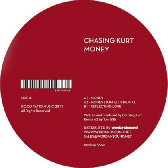 Chasing Kurt MONEY (EP) Vinyl Record
