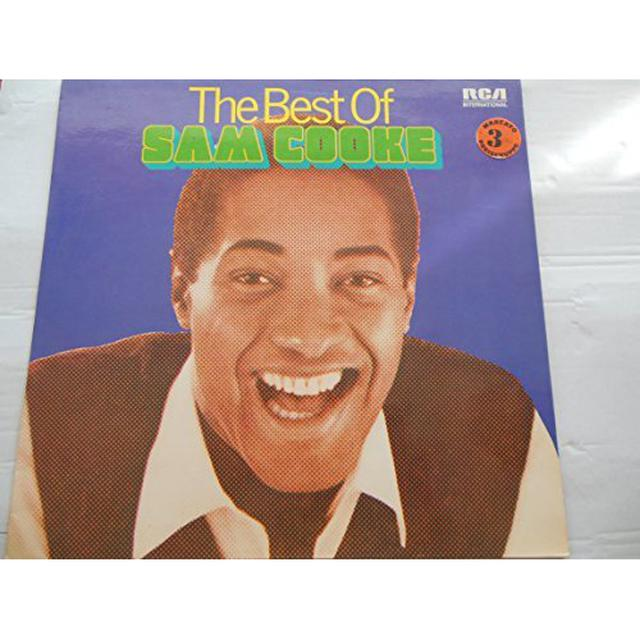 B.O. SAM COOKE Vinyl Record