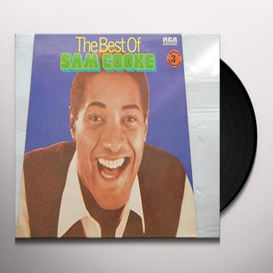 B.O. SAM COOKE Vinyl Record