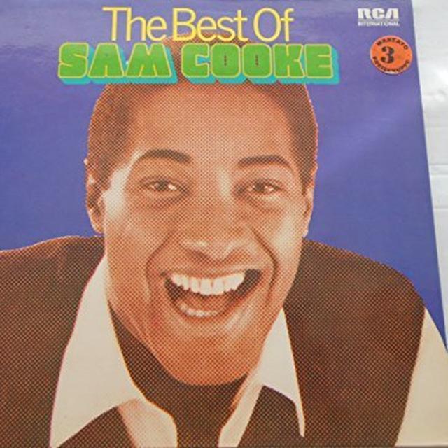 B.O. SAM COOKE Vinyl Record - 180 Gram Pressing