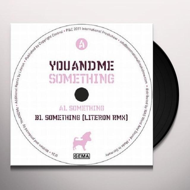 Youandme SOMETHING (EP) Vinyl Record