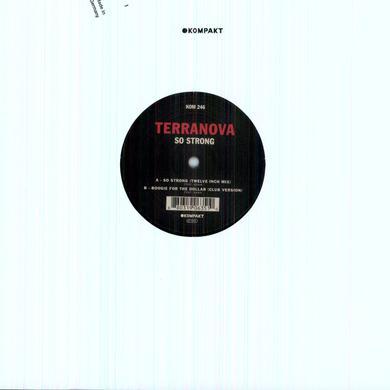 Terranova SO STRONG Vinyl Record