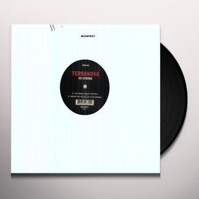 Terranova SO STRONG (EP) Vinyl Record