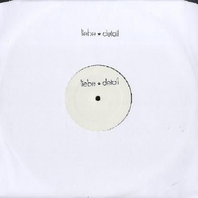 Tiger Stripes & Ed Davenport HOOKED / EYESPEAK - SPLIT Vinyl Record