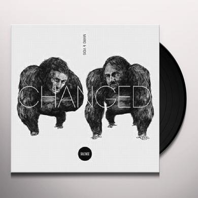 Mario & Vidis CHANGED ALBUM SAMPLER Vinyl Record