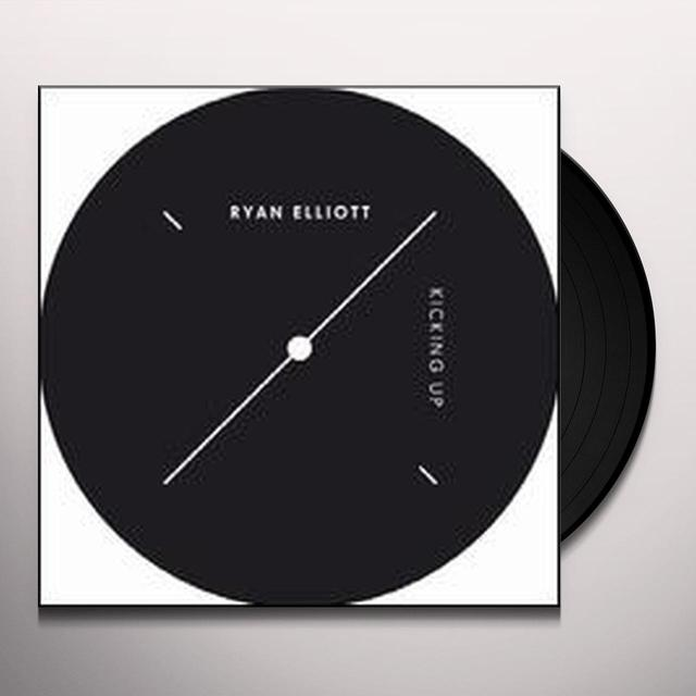 Ryan Elliott KICKING UP (EP) Vinyl Record