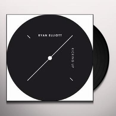 Ryan Elliott KICKING UP Vinyl Record