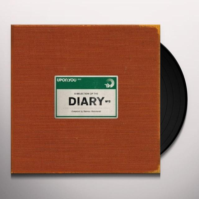 SELECTION OF THE DIARY 2 / VARIOUS (EP) Vinyl Record