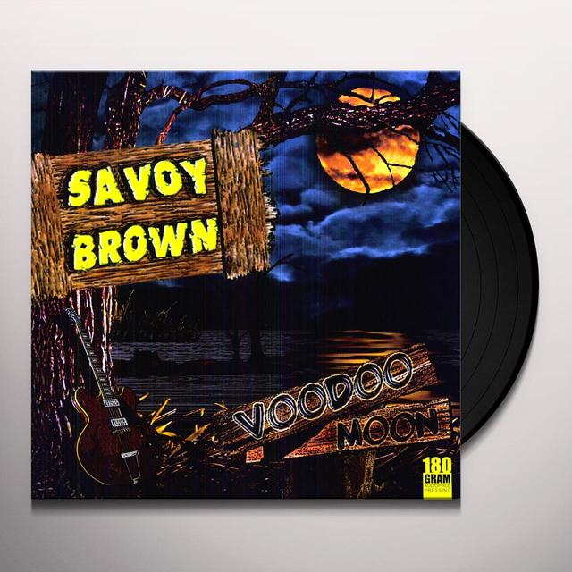 Savoy Brown VOODOO MOON Vinyl Record