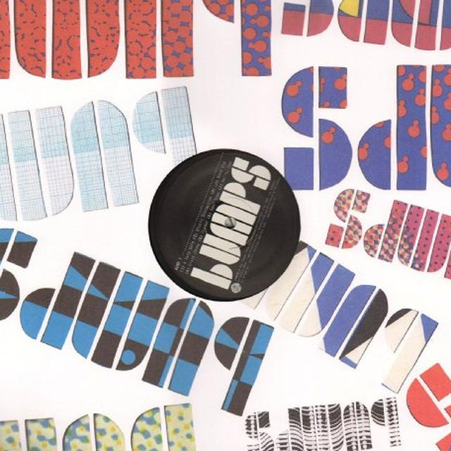 BUMPS (TORTOISE DRUMMERS) Vinyl Record
