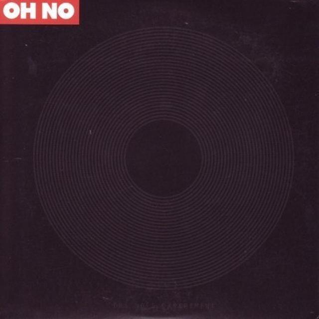 Oh No DR NO'S OXPERIMENT Vinyl Record