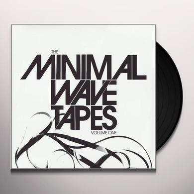 MINIMAL WAVE TAPES 1 / VARIOUS Vinyl Record