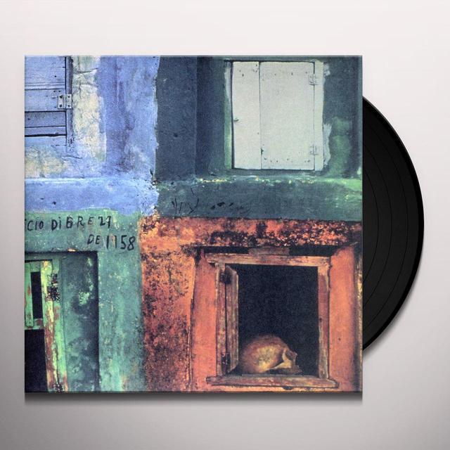 Carpathian WANDERLUST Vinyl Record
