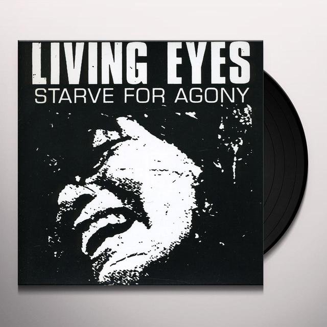LIVING EYES Vinyl Record