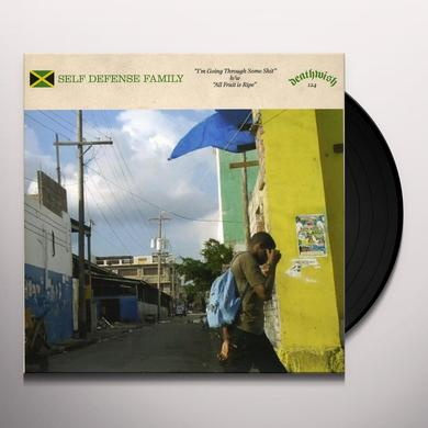 Self Defense Family ISLAND SESSIONS 1 Vinyl Record