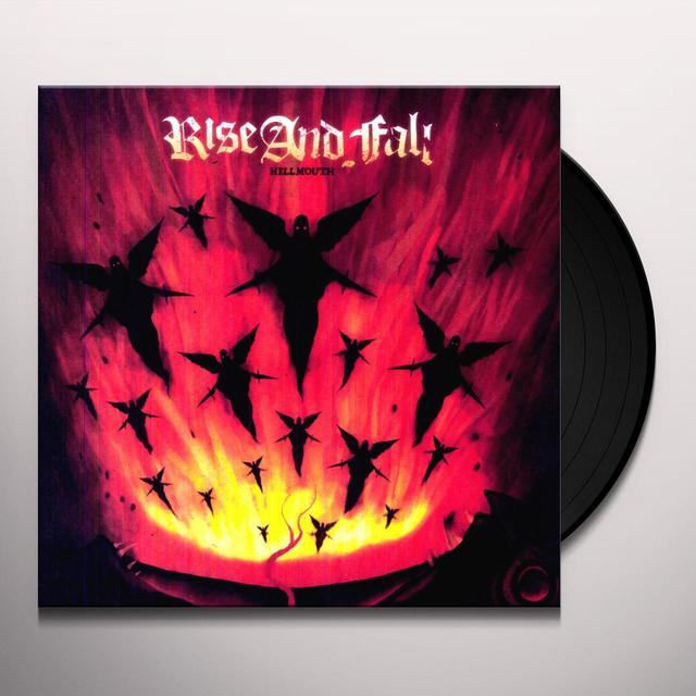 Rise & Fall HELLMOUTH Vinyl Record