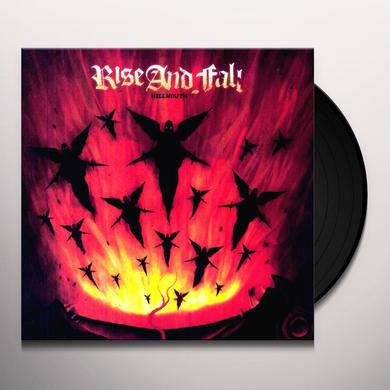 Rise & Fall HELLMOUTH Vinyl Record