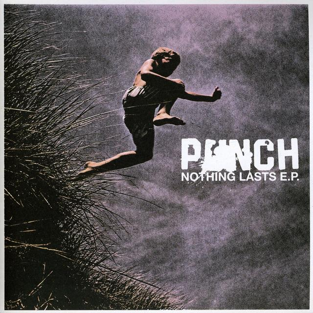 Punch NOTHING LASTS Vinyl Record