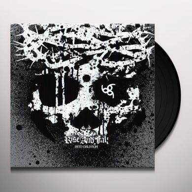 Rise & Fall INTO OBLIVION Vinyl Record