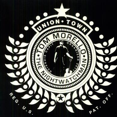 Tom Morello: the Nightwatchman UNION TOWN Vinyl Record