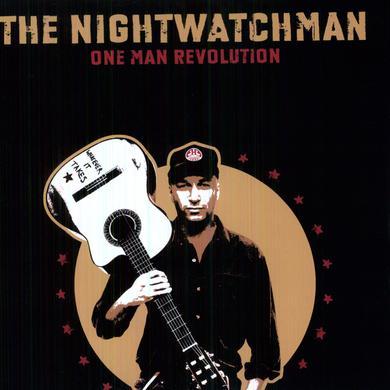 Tom Morello: the Nightwatchman ONE MAN REVOLUTION Vinyl Record