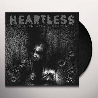 Heartless HELL IS OTHER PEOPLE Vinyl Record - Deluxe Edition