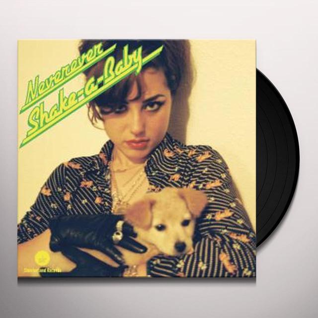 Neverever SHAKE A BABY (EP) Vinyl Record