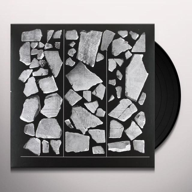 Aufgehoben FRAGMENTS OF THE MARBLE PLAN Vinyl Record