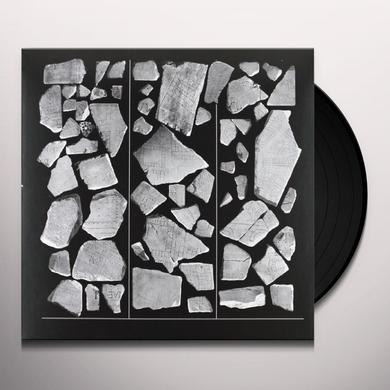 Aufgehoben FRAGMENTS OF THE MARBLE PLAN Vinyl Record