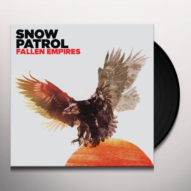 Snow Patrol FALLEN EMPIRES Vinyl Record