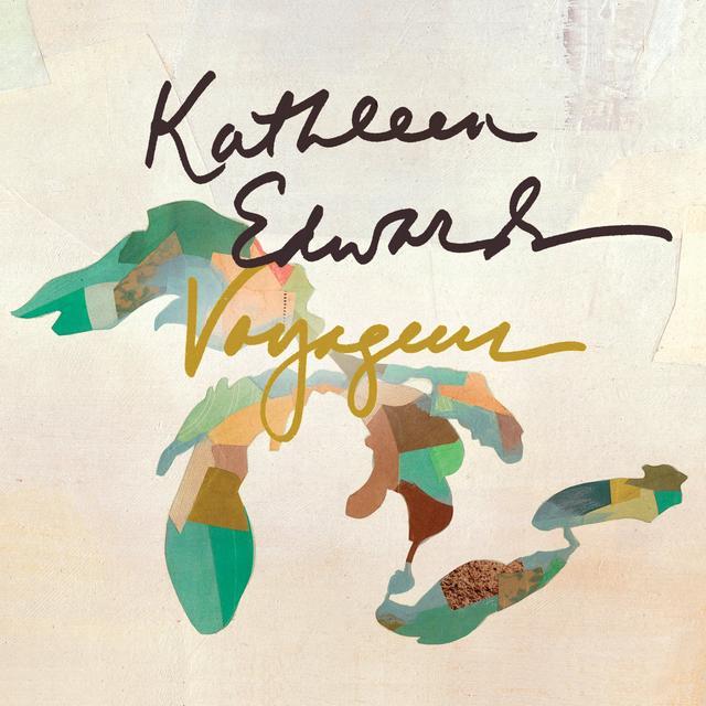 Kathleen Edwards VOYAGEUR Vinyl Record
