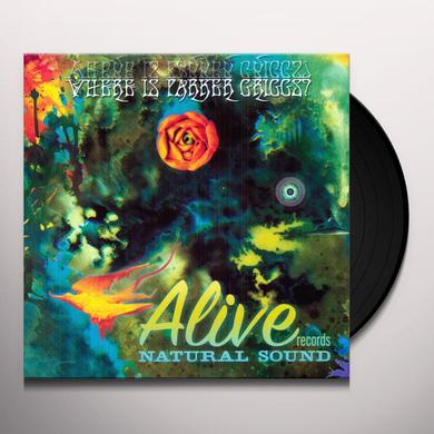 Where Is Parker Griggs / Various (Ltd) (Ogv) WHERE IS PARKER GRIGGS / VARIOUS Vinyl Record