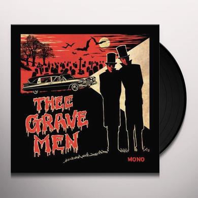 THEE GRAVEMEN Vinyl Record