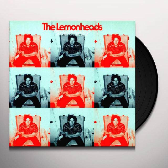 The Lemonheads HOTEL SESSIONS Vinyl Record