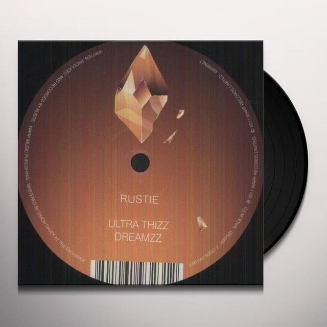 Rustie ULTRA THIZZ Vinyl Record