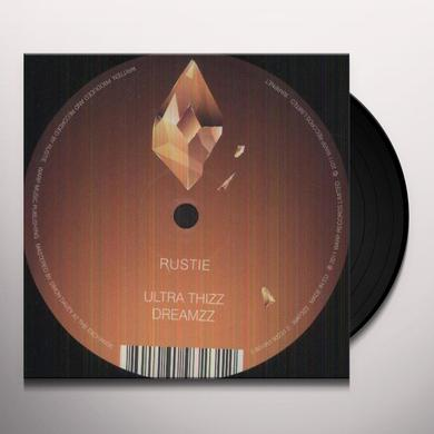 Rustie ULTRA THIZZ Vinyl Record - Limited Edition